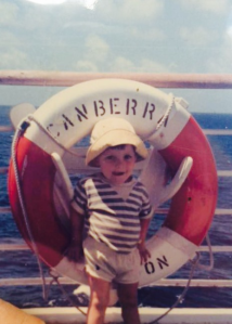 Sam's First Cruise