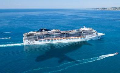 MSC Cruises Fly Cruise
